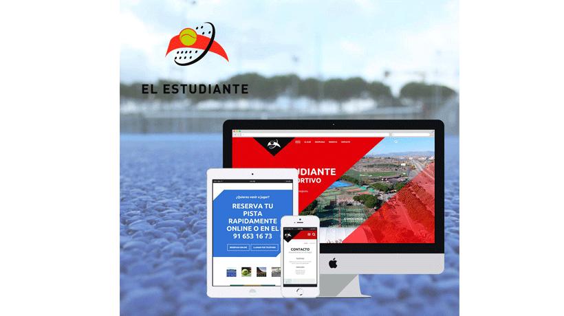 página web el estudiante